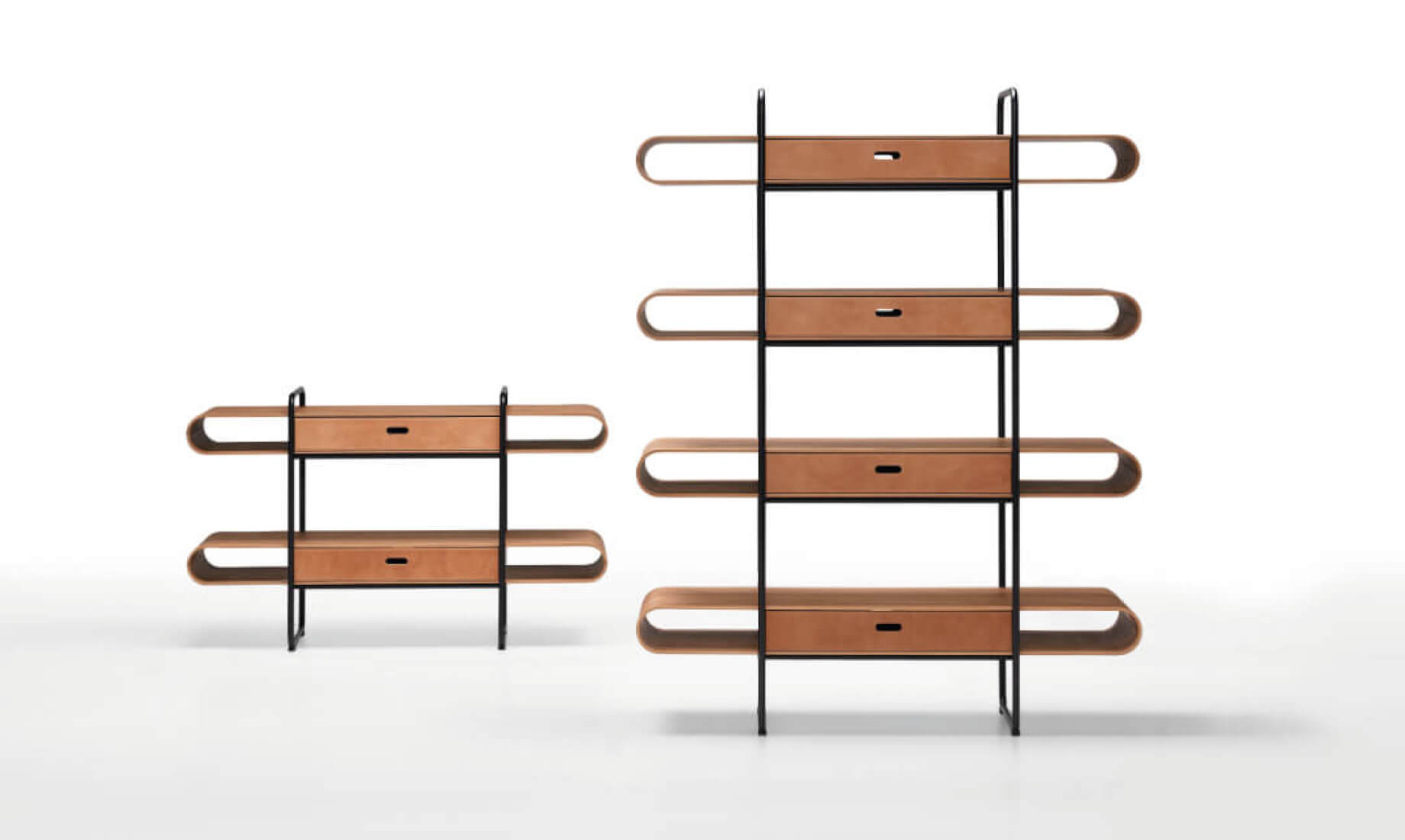 Apelle bookcase - Midj