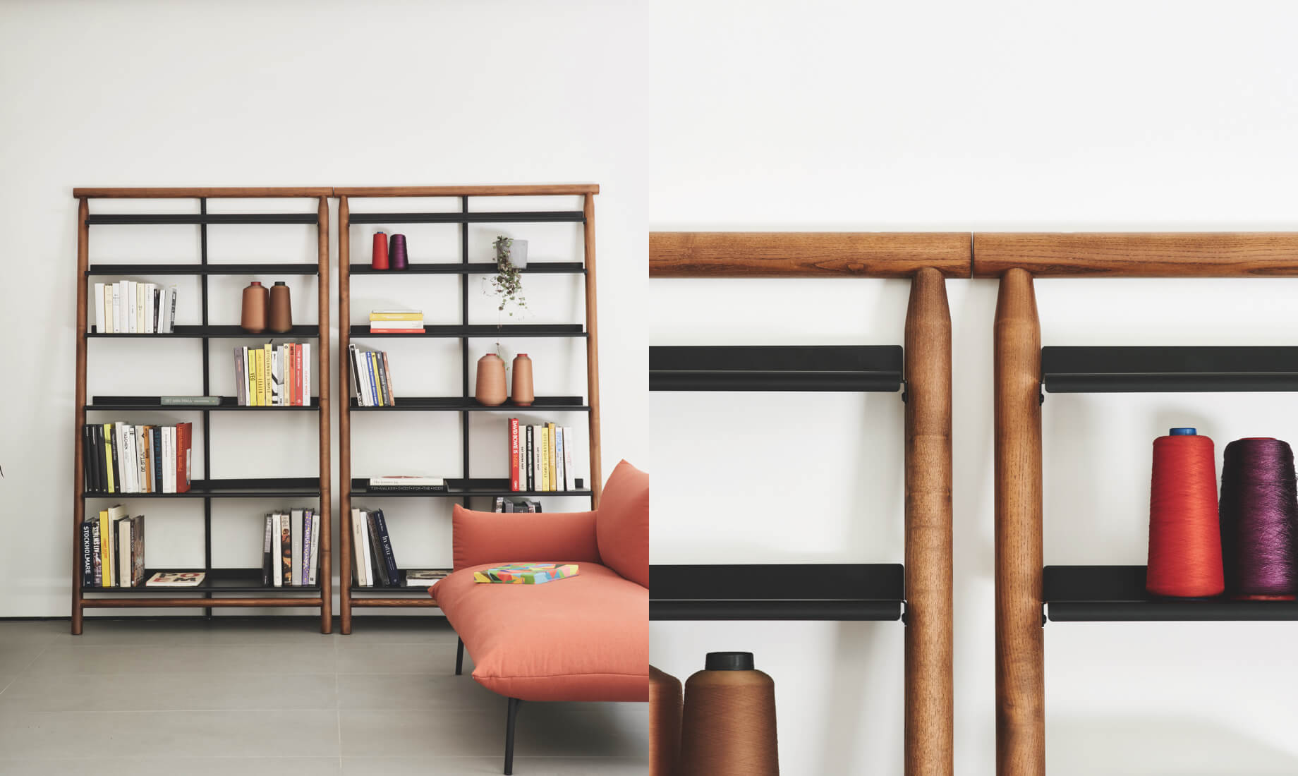 Midj - Suite Bookcase