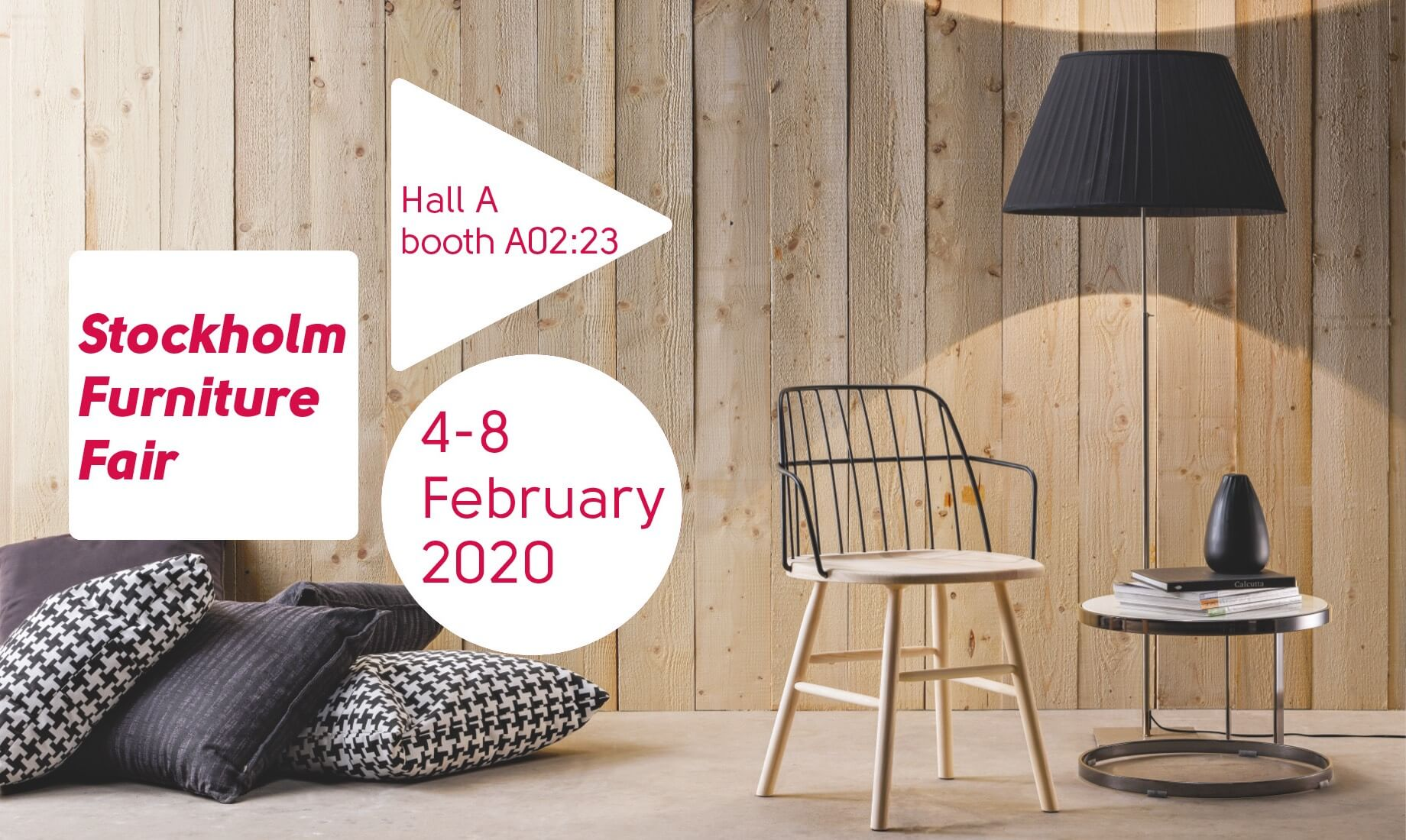 Midj - Stockholm furniture & light fair 2020