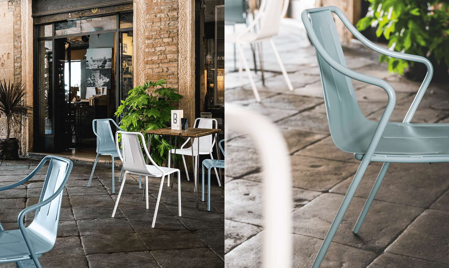 Midj - Ola outdoor chairs