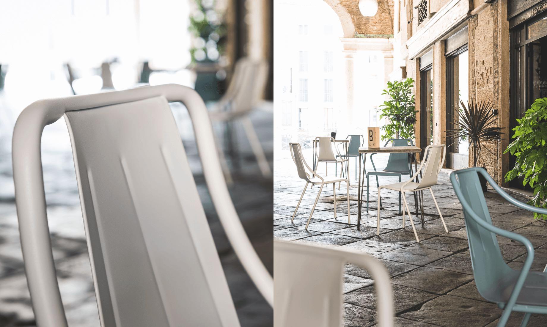 Midj - Ola outdoor designer chairs