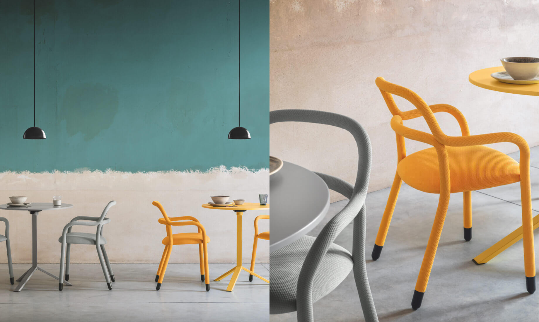 Midj - Pantone 2021 - Pippi armchair