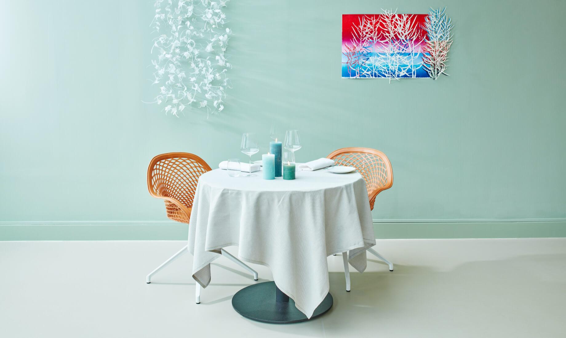 Arredamento ristorante design Bij Jef