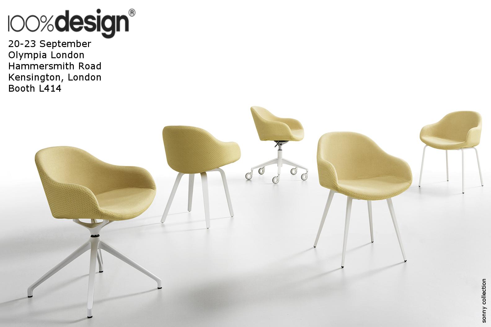 100%Design London