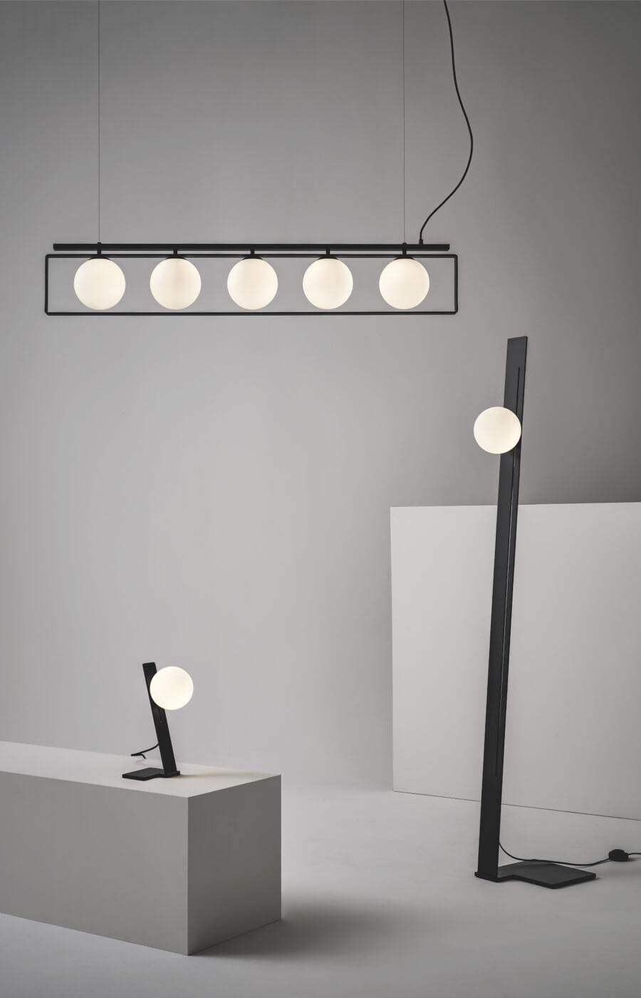 Collection lumières Suspense de Midj