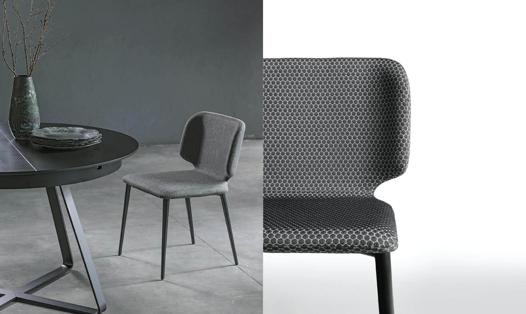 Midj - Pantone 2021 - Wrap chair