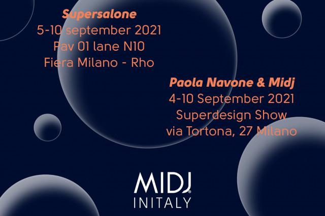 Midj @ Milano Design Week