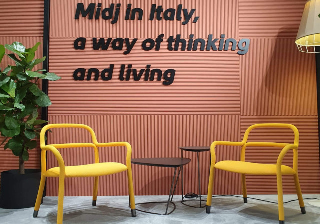 Maison & Objet 2020: the protagonist is color