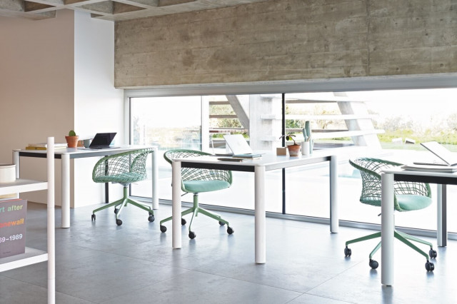 Desk chairs: the appeal of comfort design