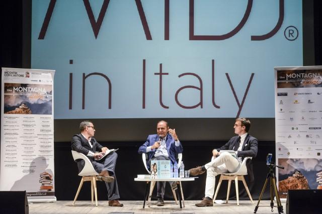 Midj & Una Montagna di Libri literary festival