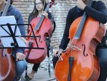 2 agosto 2016 Quando non è ancora giorno - Concerto all'alba - Accademia d'archi Arrigoni