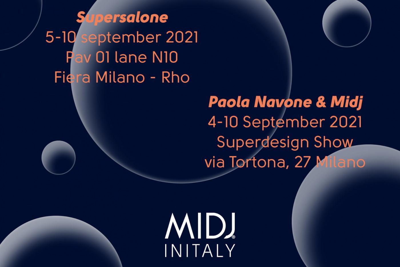 Midj @ Milan Design Week