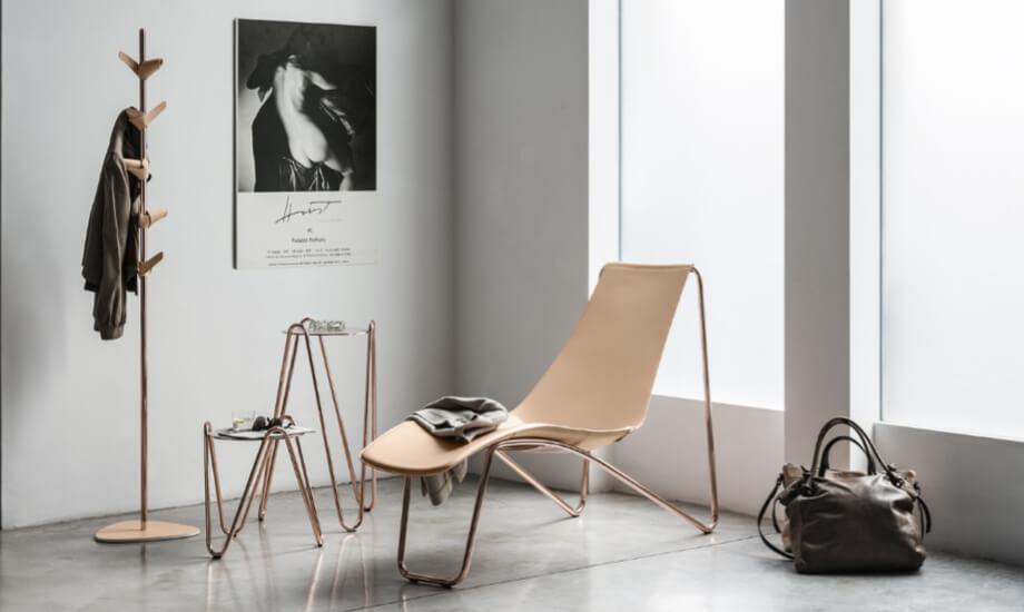 Apelle chaise longue