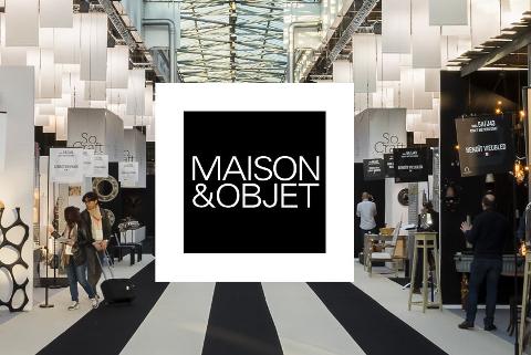 Maison & Objet, janvier 2019, Paris