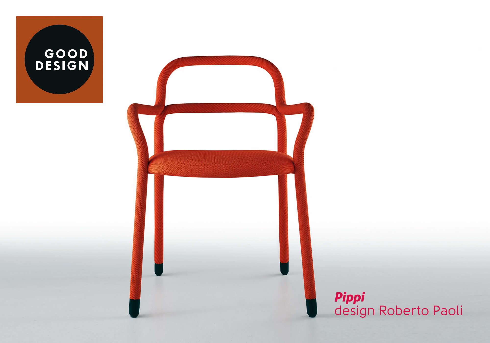 La collection Pippi récompensée par le Good Design Award 2019