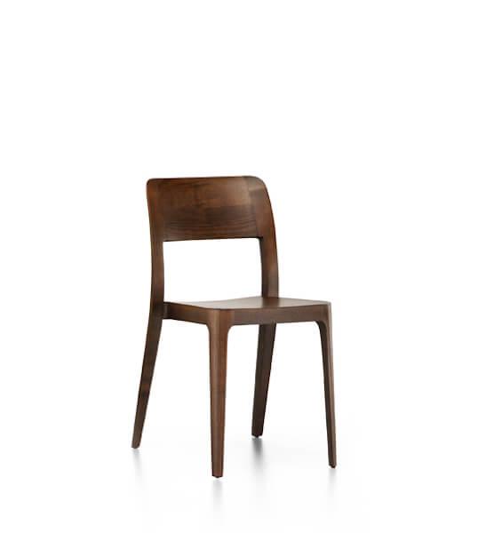 Wooden chair Nenè