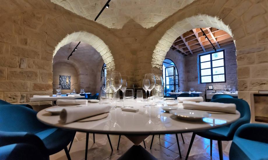 Arredamento ristorante design Quintessenza