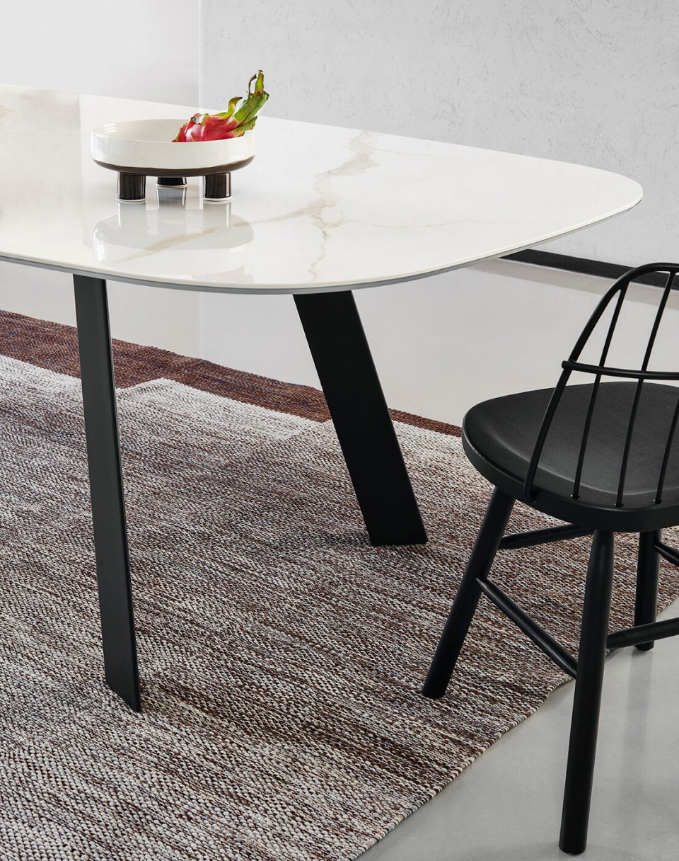 Dining table Alexander by Midj