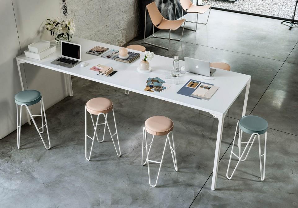 Armando Midj counter, high table