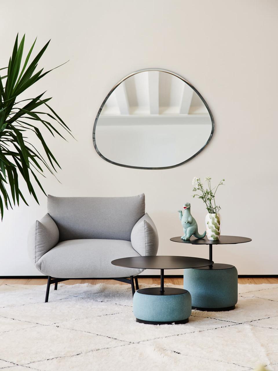 Bloom coffee table by Studio Pastina for Midj