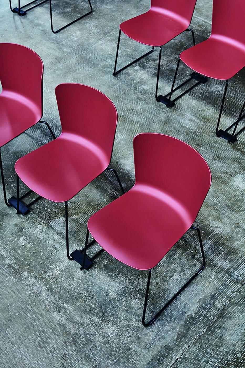 Calla chaise pour salle conférence