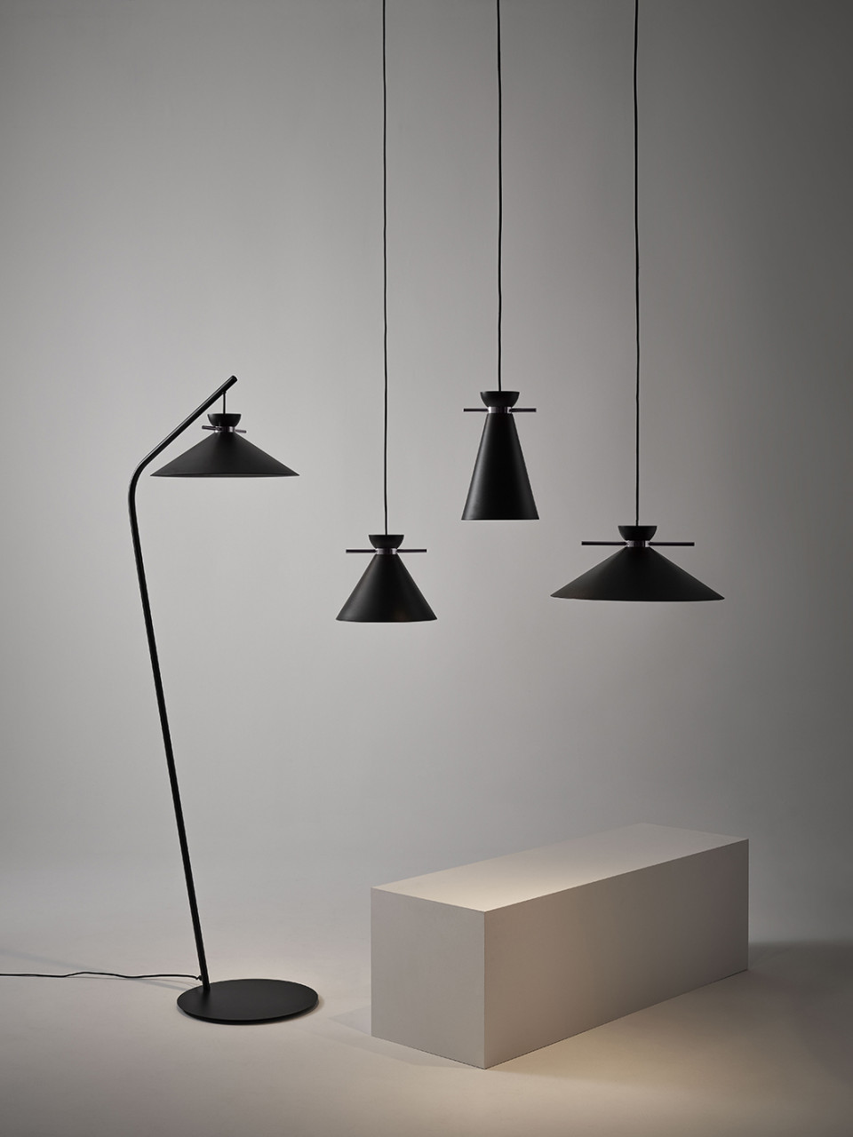 Japan lamp collection by Midj