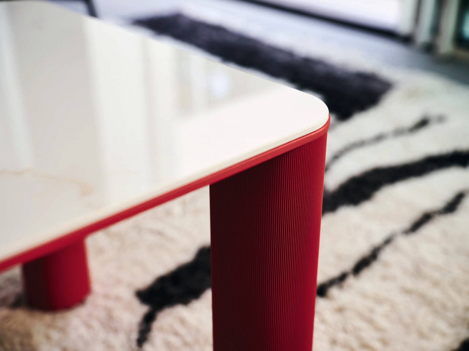 Detail of Paw coffee table