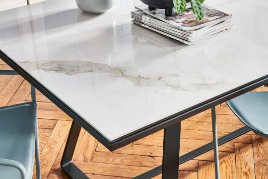 Midj Alfred tavolo moderno di design