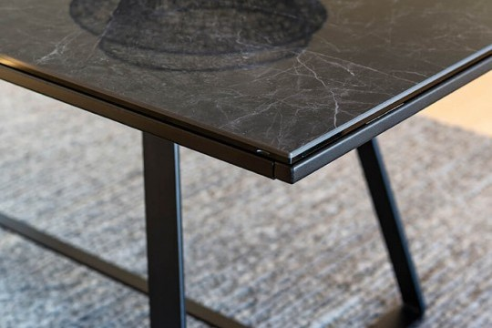 Midj Alfred marble table