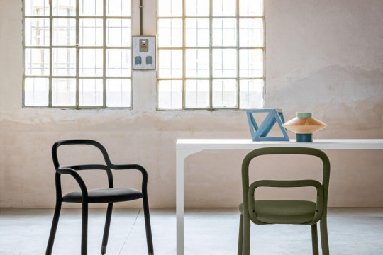 Pippi chair and armchair