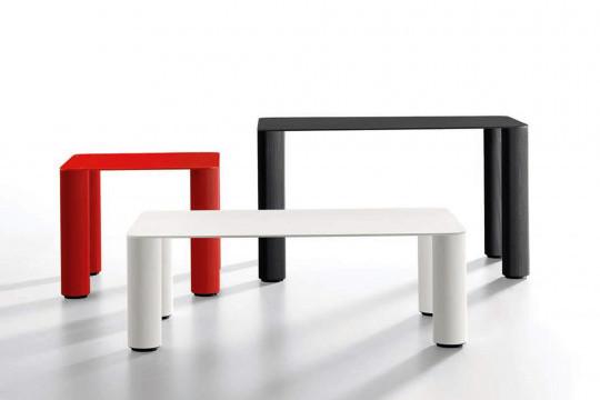 Tavolini Paw in metallo per esterno