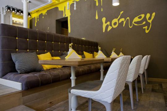 Honey Cafe Confectionery Podil