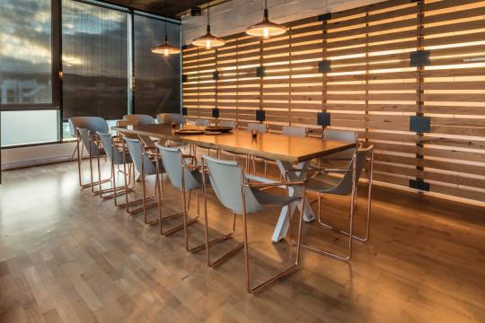 Sedie di design per ristorante