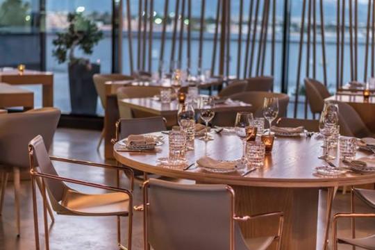 Sedie moderne di design per ristorante