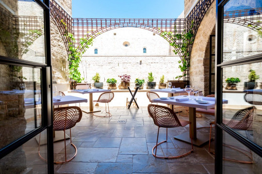 chairs guapa collection by midj at quintessenza restaurant trani
