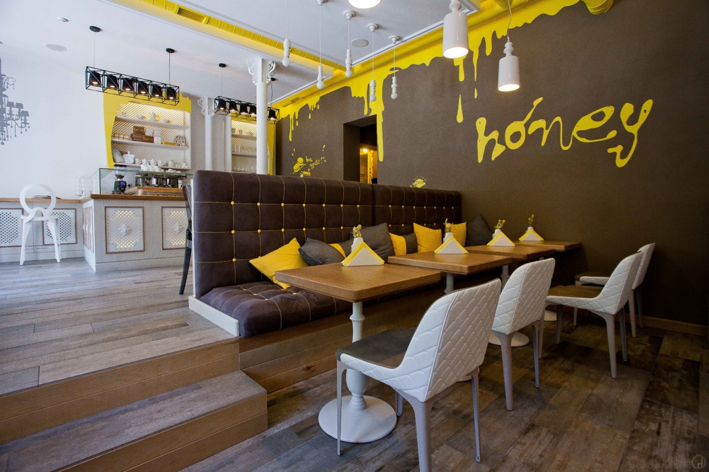 Honey Cafe Confectionery Podil