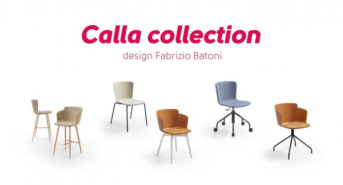 Fabrizio Batoni raconte la collection Calla
