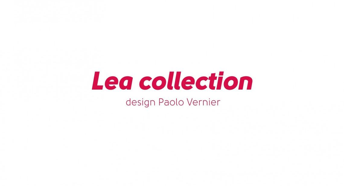 Paolo Vernier racconta la collezione Lea